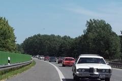 3. Ausfahrt 09.06.18 n. Klaistow & Bärliner  Autokino