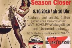 Season Closer 08.10.2016