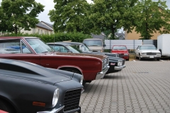 Mopars & Coffee Berlin Premiere, 26.06.2011