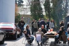 Mopars & Coffee Berlin - Angrillen 14.04.2012