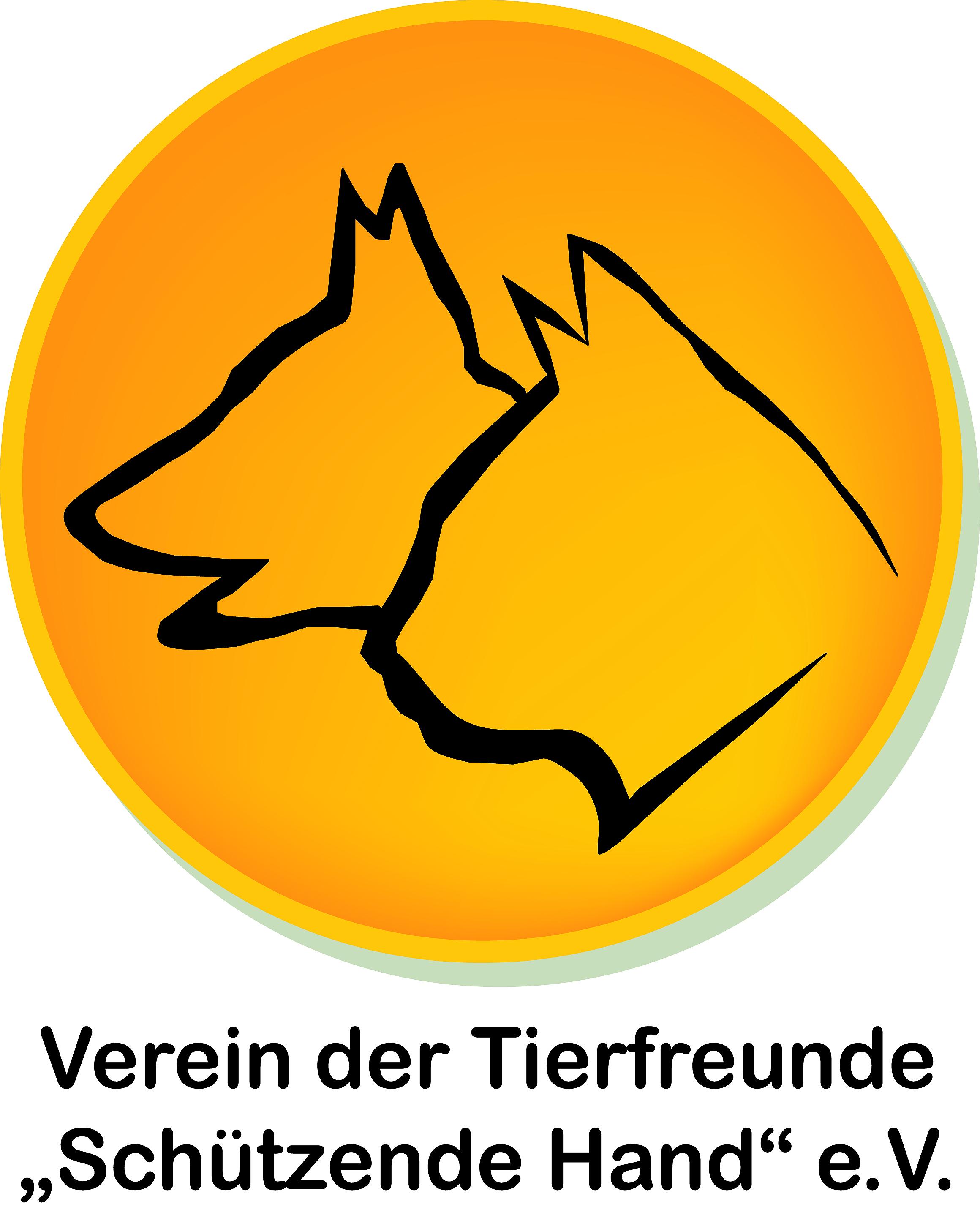 Logo Verein der Tierfreunde Schützende Hand